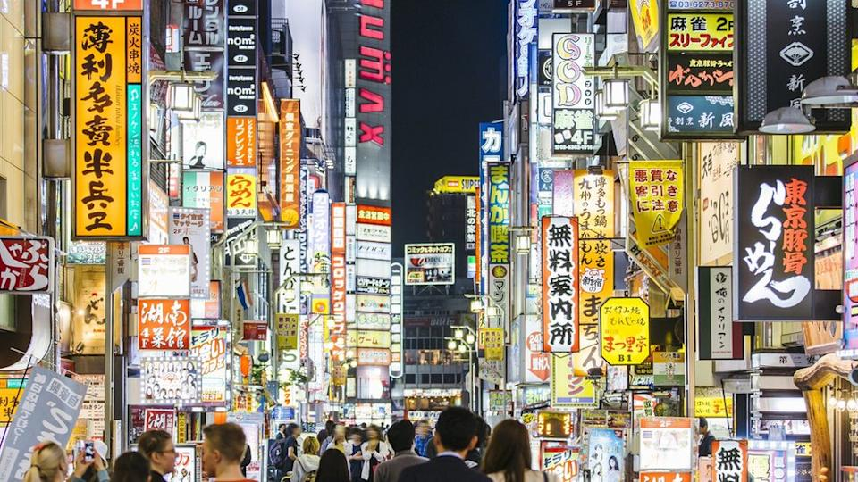 Japan's economy has bounced back from its recession with growth of 5%.
