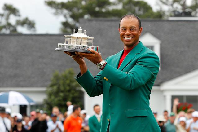 Masters 2019: How many Green Jackets has Tiger Woods won, when was his last major, who is the oldest winner?