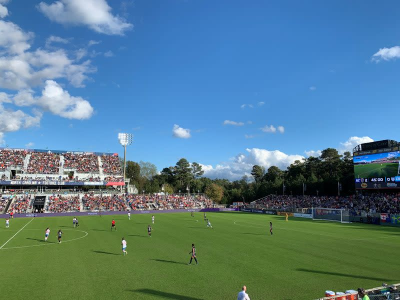 Dash take on Red Stars as NWSL caps first tournament back