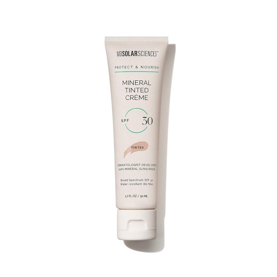 MD Solar Sciences Mineral Tinted Sunscreen