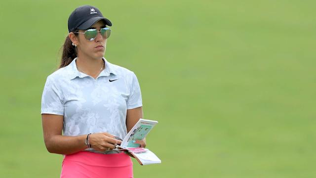 Maria Fassi's play has brought with it enormous expectations at the pro level. So could she be the next LPGA superstar? She isn't shying away from the chatter.