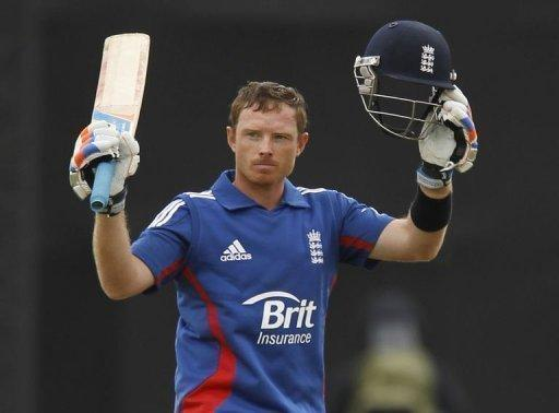 Ian Bell made 126 at the Ageas Bowl after being recalled to England's one-day side as an opener