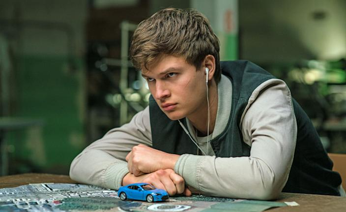 baby driver ansel elgort