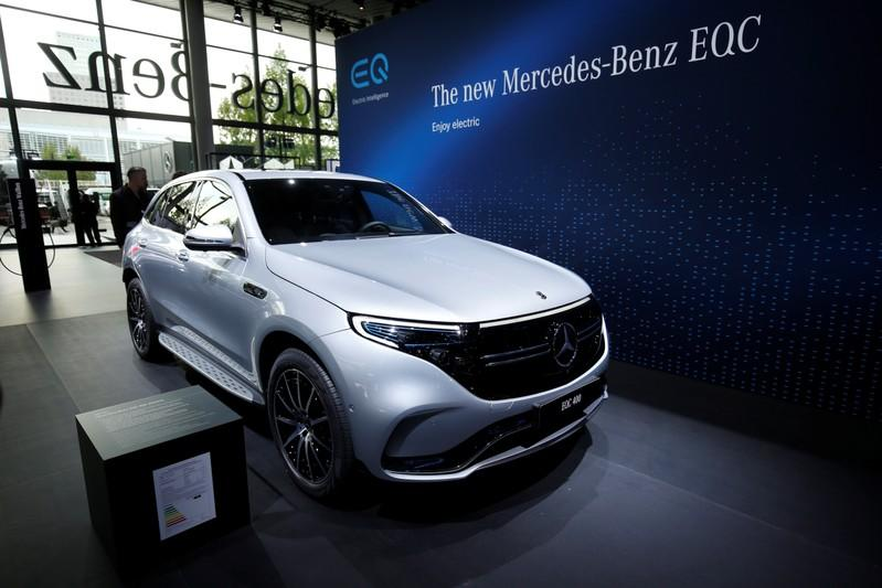 Daimler's electric Mercedes-Benz SUV to make U.S. debut at $67,900