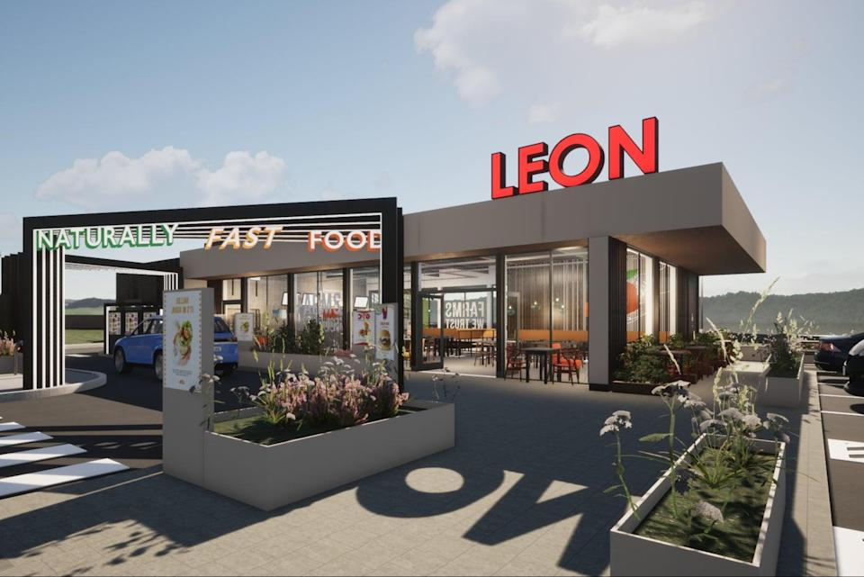 Leon is expanding with new drive-thru sites (Leon)