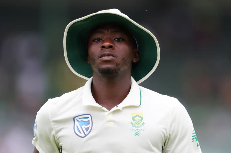 Speedster Rabada committed to playing for South Africa