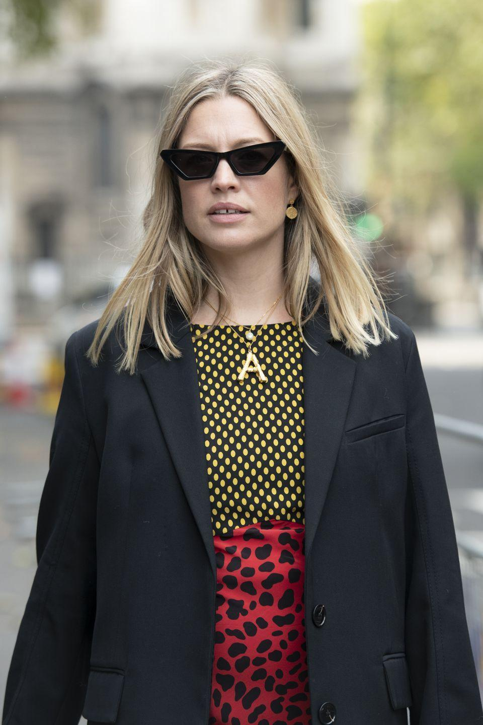 <p>Anyone lucky enough to track down one of Céline's bamboo-style alphabet pendant better hold onto them, as they command an impressively high figure on resale sites.</p><p>The high street is still awash with copycats.</p>