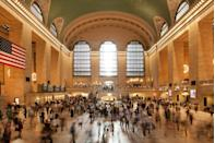 <p>There might be hope for the wallet that fell out of your bag on the commute home: according to the MTA, Grand Central Lost and Found has a 50 percent return rate on most items, and an 80 percent return rate on high-value items. </p>