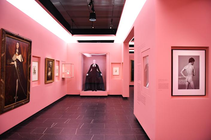 A gallery view.