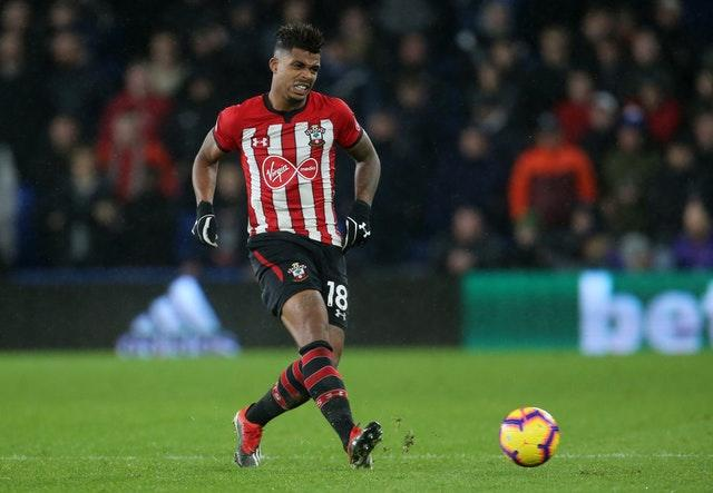 Southampton's Mario Lemina is a target for Manchester United and Arsenal (Mark Kerton/PA)