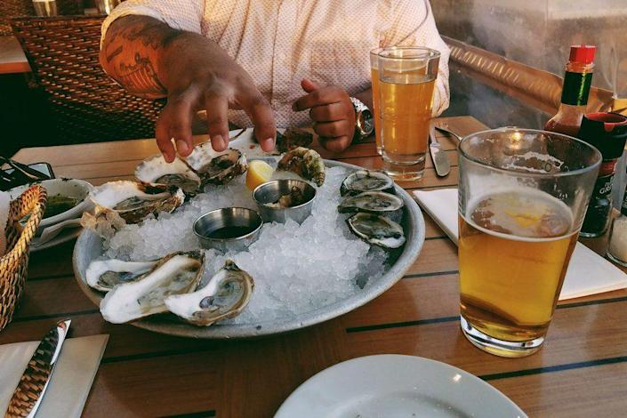 """<p>If you thought seafood was just for the coasts, you've got another thing coming. And that thing is delicious eats from under the sea, in each and every state. According to <a href=""""https://www.yelp.com/"""" rel=""""nofollow noopener"""" target=""""_blank"""" data-ylk=""""slk:Yelp"""" class=""""link rapid-noclick-resp"""">Yelp</a>, these are the top-rated restaurants serving everything from lobster rolls and lox to sushi and ceviche — no rod or reel required.<br></p>"""