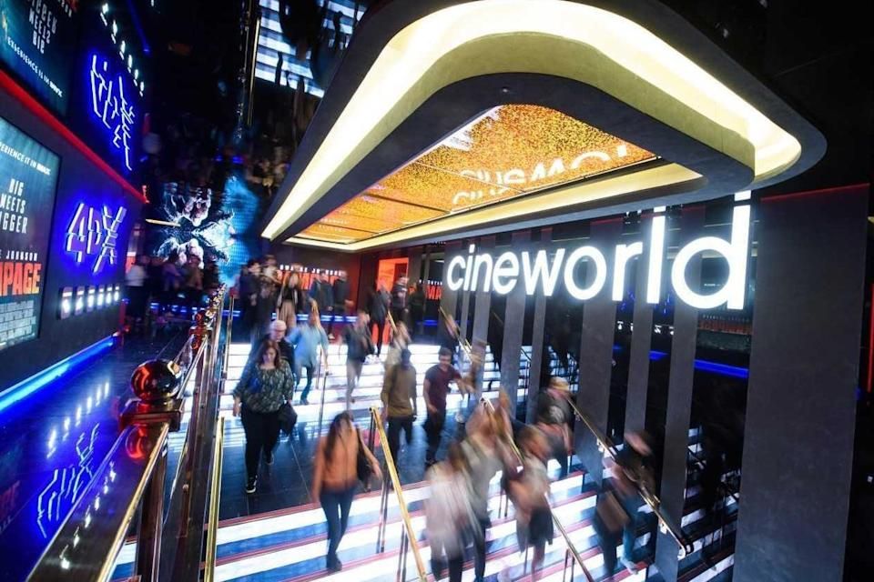 Cineworld press image