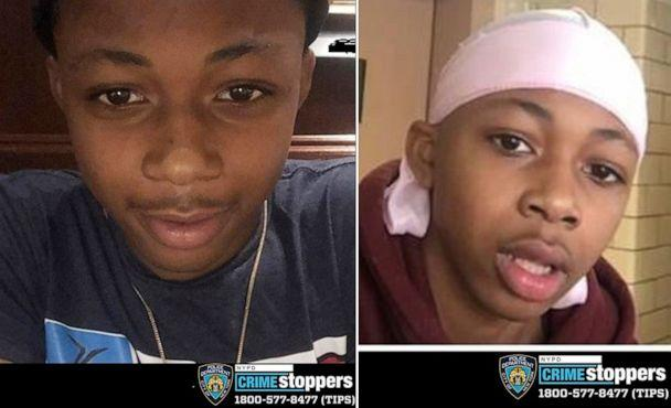 NYPD Releases Photos of Juvenile Suspect in Harlem Stabbing Incident