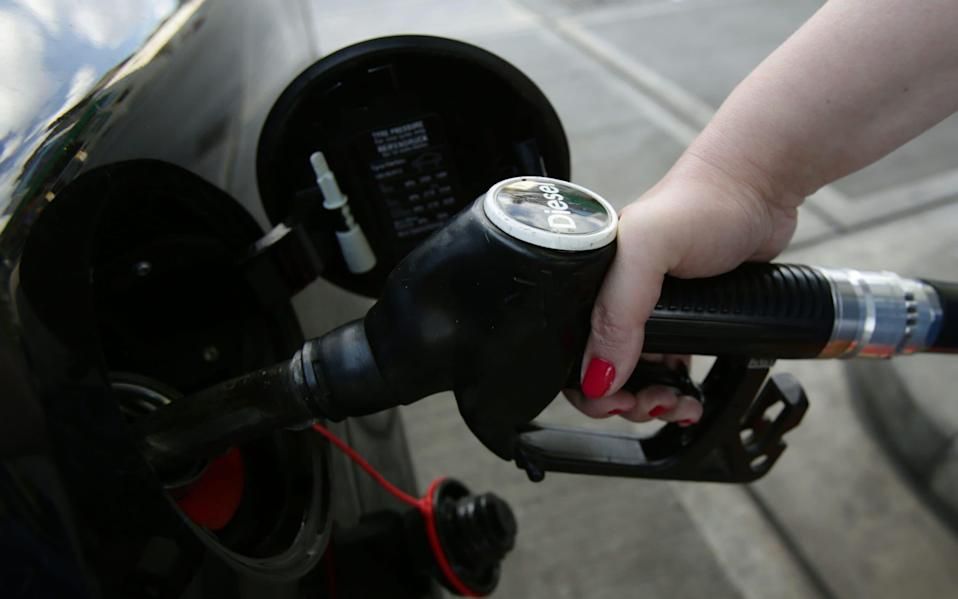 Fuel duty could be increased for the first time in a decade
