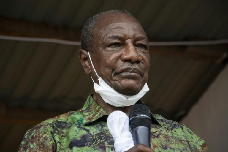 Guinea President Alpha Conde says his third term will be different from the two previous ones