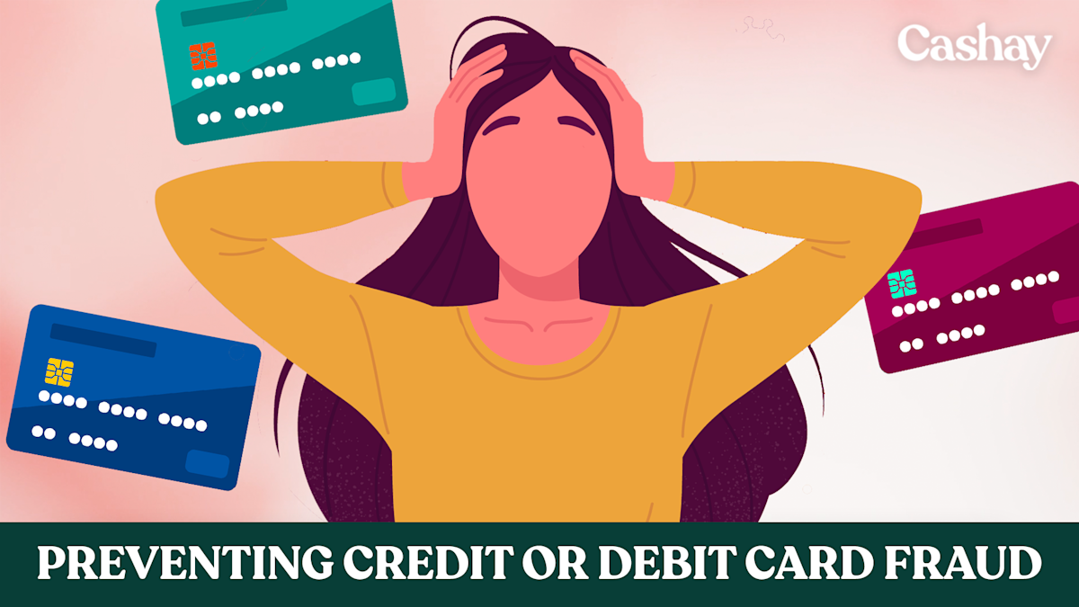 Picture - How to prevent credit or debit card fraud