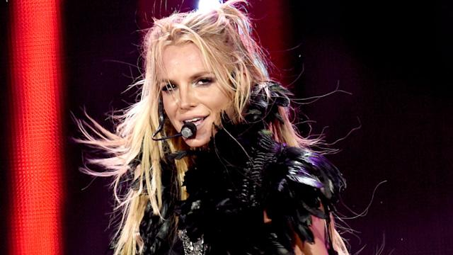 Britney Spears Sets The Record Straight On Justin Timberlake Collaboration Rumours