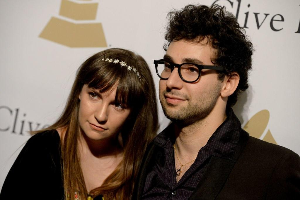 """The <em>Girls</em> creator and her musician boyfriend <a rel=""""nofollow"""" href=""""https://www.wmagazine.com/story/lena-dunham-jack-antonoff-break-up?mbid=synd_yahoo_rss"""">broke up</a> after five years of dating, with many speculating Antonoff had moved on to mutual friend Lorde."""