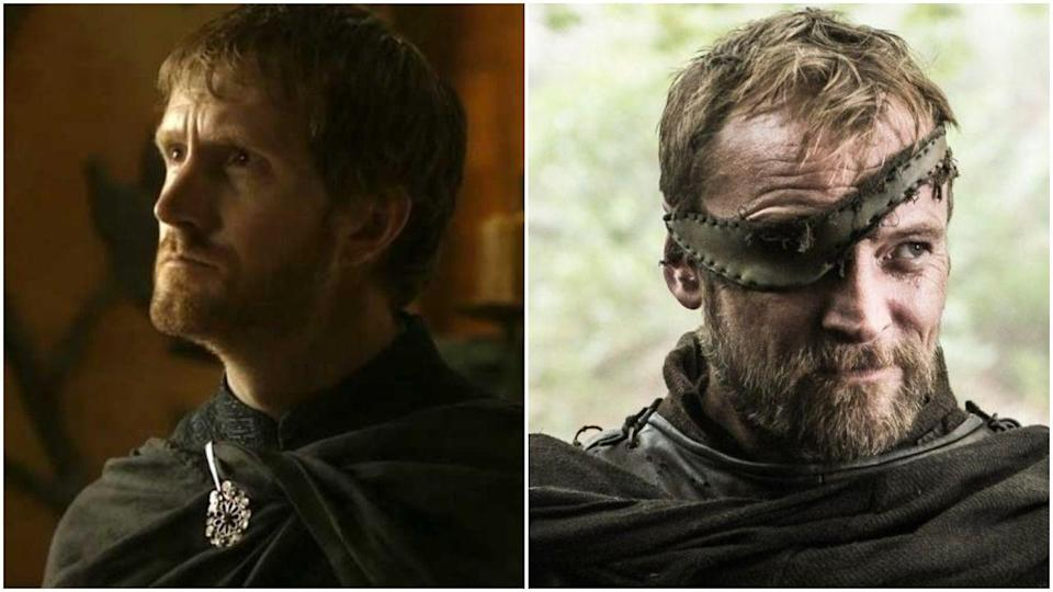 <p>Of course another <em>Game of Thrones</em> cast member is on this list. And fun fact, he's number two of eleven recast actors, because apparently this show <em>cannot commit</em>. Case in point: replacing David Michael Scott after one episode with Richard Dormer as Beric Dondarrion and hoping no one would notice. </p>