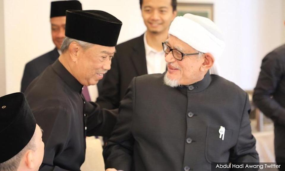 NRC chief post right for Muhyiddin's experience - Hadi