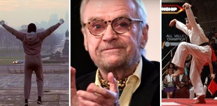 John G Avildsen, Oscar-winning director of 'Rocky' and 'The Karate Kid,' has sadly died aged 81 (credit: MGM-UA, Sony)
