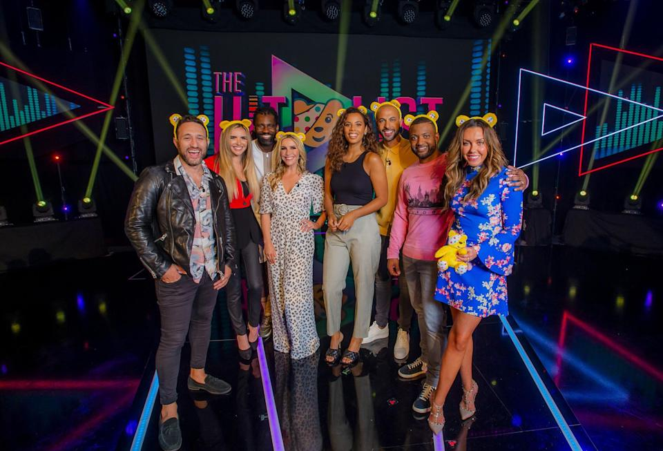 Pop legends: The stars of The Hit List with Marvin and Rochelle (BBC)