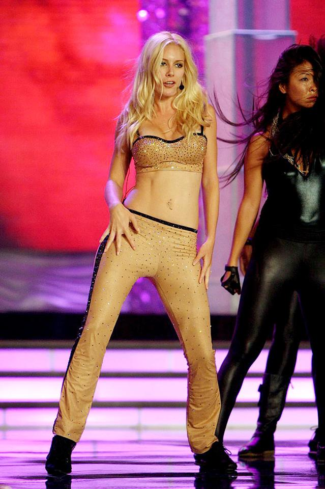 "Did you see Heidi Montag's performance during the Miss Universe pageant? Yeah, neither did we. And from the look of things, we're glad we didn't. Pedro Andrade/<a href=""http://www.pacificcoastnews.com/"" target=""new"">PacificCoastNews.com</a> - August 22, 2009"