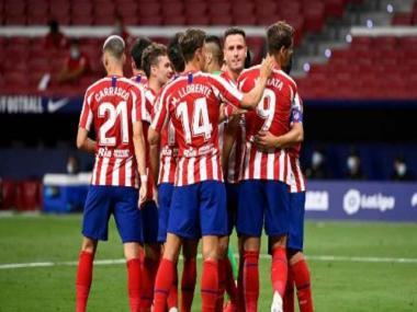 Champions League: Atletico Madrid heave sigh of relief as remaining squad members test negative for COVID-19