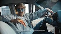 "<p>Like everything Kristen Wiig touches, her 2017 ""Everyman"" campaign with Pizza Hut is gold. Portraying a variety of 'everyman' characters and personalities, the commercial is <a href=""https://www.youtube.com/watch?v=9P4zk5F8bYw"" rel=""nofollow noopener"" target=""_blank"" data-ylk=""slk:actually hysterical"" class=""link rapid-noclick-resp"">actually hysterical</a>.</p>"