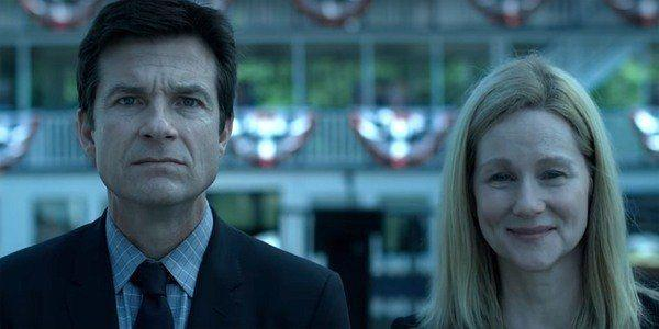 """<p><strong><em>Ozark</em><br><br></strong>Set in Missouri's Lake of the Ozarks, this Netflix series stars Jason Bateman as a """"normal"""" suburban dude who gets involved with money laundering for drug dealers. </p>"""