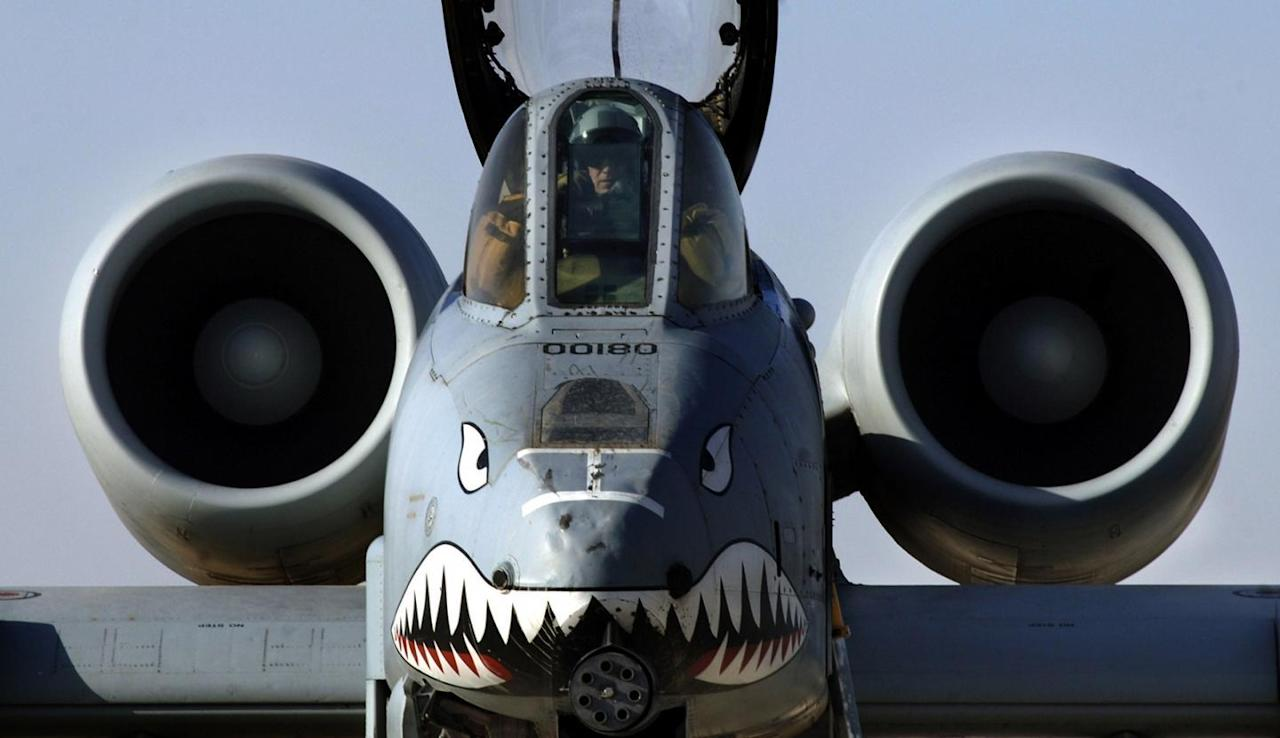 How America's A-10 Warthogs Will Destroy Iran's Navy in a War