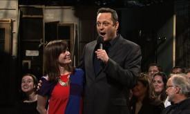 'SNL' Ratings On Par With Vince Vaughn