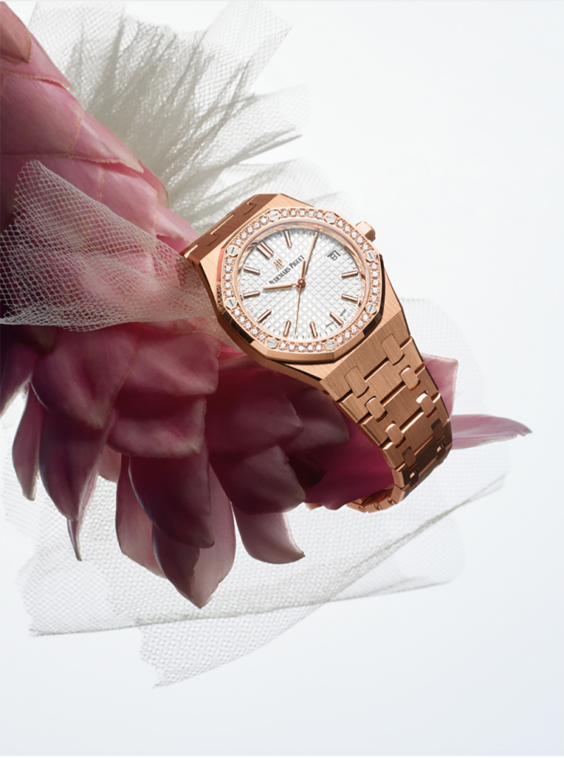 Photo credit: Courtesy Audemars Piguet