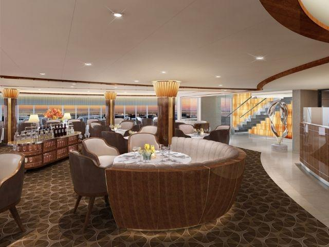 The Grill by Thomas Keller, Seabourn cruise