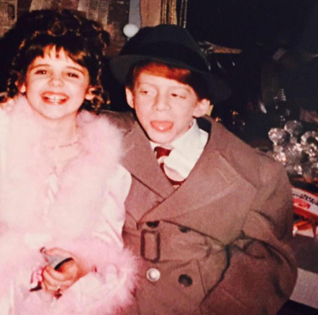 "<p>""So this #throwbackthursday is in honor of @sethgreen birthday,"" the actress captioned this classic childhood photo with her former <em>Buffy the Vampire Slayer</em> co-star. ""Not only is this guy, insanely talented and funny, he is an incredible friend. And one of my oldest friends (as in time spent being friends, not age). The crazy way our lives have intertwined over the years, obviously means we were destined to be friends! Help me wish him an incredible birthday by telling him (in the comments) one of your fave Seth performances,"" she urged her followers. ""I'll start — Chuckie Miller in <em>Can't Buy Me Love.</em>"" (Photo: <a href=""https://www.instagram.com/p/Be8I7kuDwLm/?taken-by=sarahmgellar"" rel=""nofollow noopener"" target=""_blank"" data-ylk=""slk:Sarah Michelle Gellar via Instagram"" class=""link rapid-noclick-resp"">Sarah Michelle Gellar via Instagram</a>) </p>"