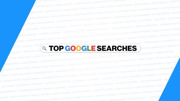 PHOTO: Top Google searches of the year (ABC NEWS)