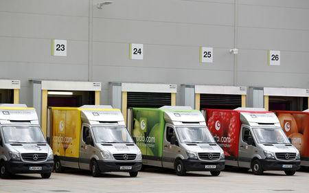Ocado Teams Up With Kroger: What The Analysts Said
