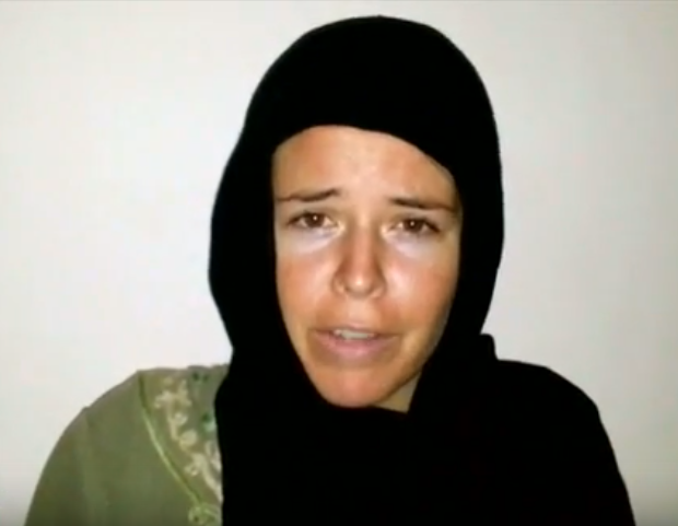 Kayla Mueller defended her faith before ISIS captors