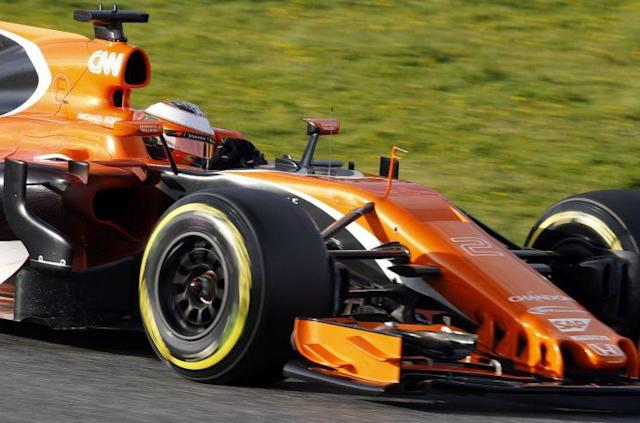 Good news, bad news: Stoffel Vandoorne gets an F1 drive … only to find that Honda's engines are still crippling the McLaren