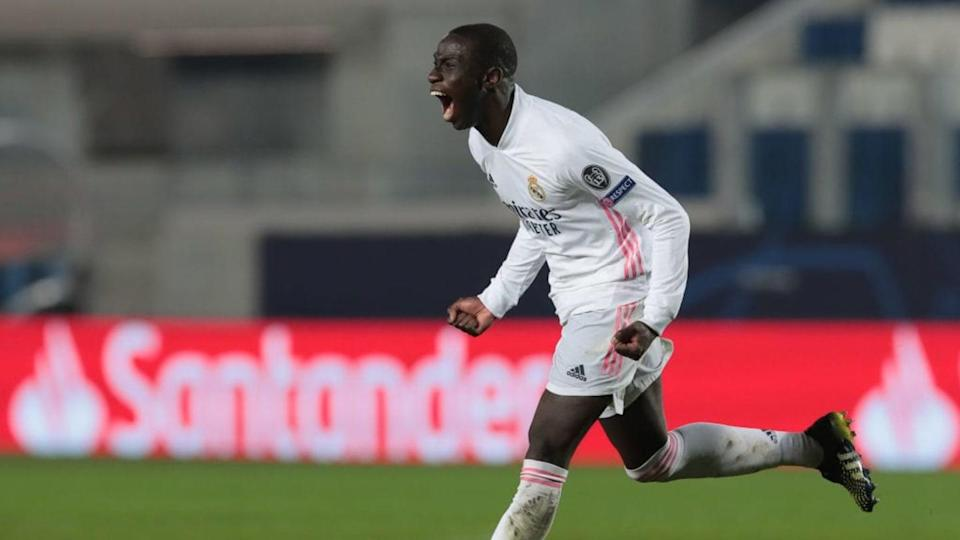 Ferland Mendy | Emilio Andreoli/Getty Images