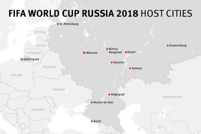 2018 World Cup helps Russian oligarchs on