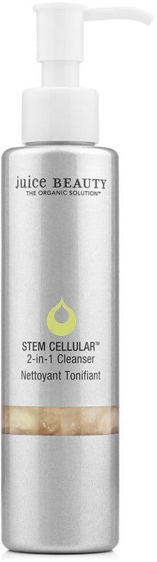 <p>On Saturday, Jan. 23, shop the <span>Juice Beauty Stem Cellular 2-in-1 Cleanser</span> ($17, originally $34). This gentle, moisturizing face wash breaks down makeup and leaves your skin feeling clean and soft - but not in that overly dry, squeaky-clean sort of way. </p>