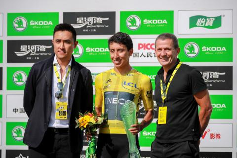 Tour de France Shanghai Critérium 2019 successfully held, reflecting growing interest in international sports events in China