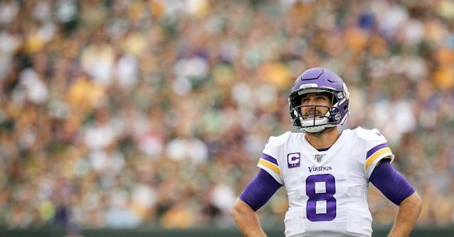 Vikings at Packers: Five Game-Changing Plays