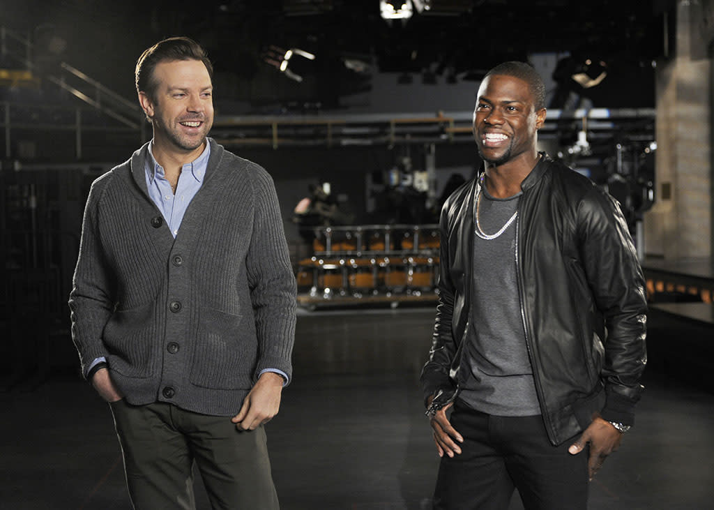"Kevin Hart hosts the fifteenth episode of ""Saturday Night Live"" Season 38."