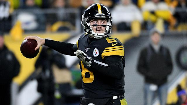 Mike Tomlin says Devlin Hodges can learn from a day to forget against the Buffalo Bills last weekend.