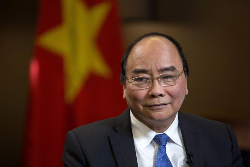 Vietnam Targets GDP Growth of 6.8% in 2020, Prime Minister Says