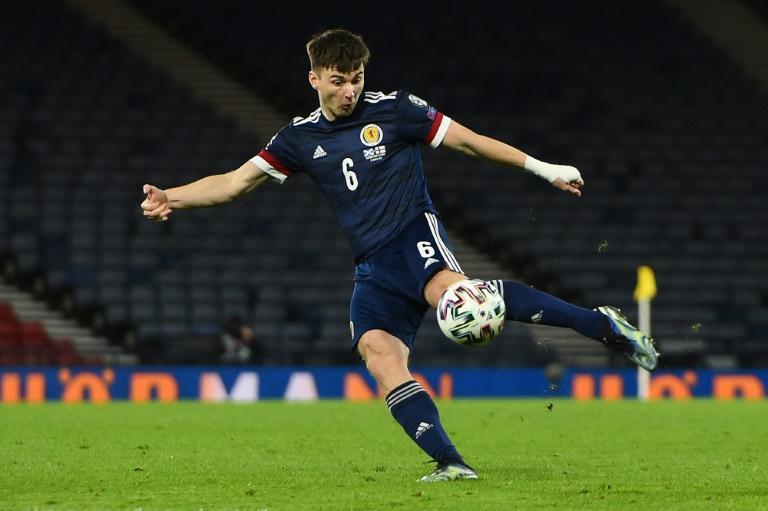 Arsenal's Kieran Tierney is among the star names in the Scotland squad for Euro 2020