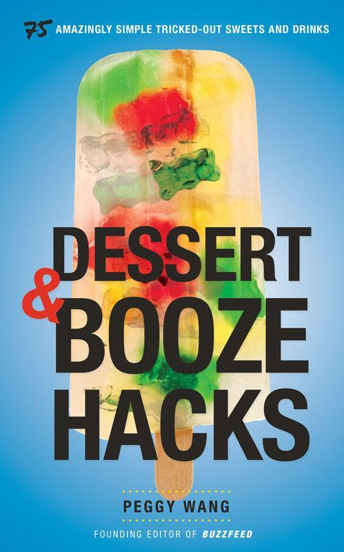 """<p>Peggy Wang, a founding editor of BuzzFeed, delivers 75 simple tips and tricks for making amazing food and drinks for your next party. Perfect timing with New Year's Eve, Super Bowls, and Oscars parties just around the corner. <b>Price: $20. <a href=""""http://www.amazon.com/Dessert-Booze-Hacks-Amazingly-Tricked-Out/dp/0804185301"""" rel=""""nofollow noopener"""" target=""""_blank"""" data-ylk=""""slk:Get Dessert and Booze Hacks"""" class=""""link rapid-noclick-resp"""">Get <i>Dessert and Booze Hacks</i></a>. </b><i>(Photo: Clarkson Potter)</i></p>"""