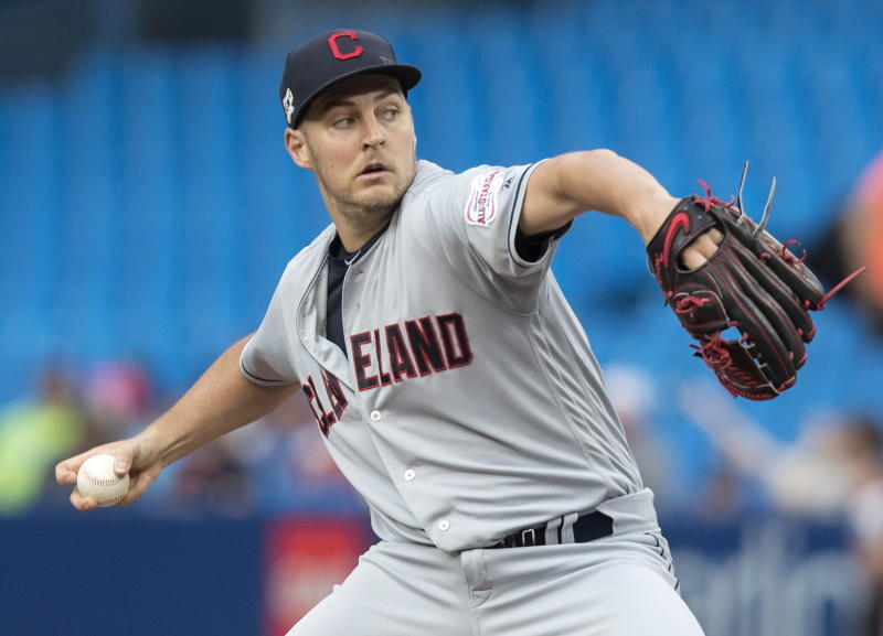 Trevor Bauer is looking to become a person and player as he begins career with the Cincinnati Reds. (AP)